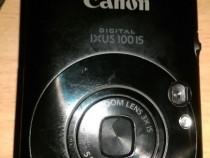 Aparat foto digital canon IXUS 100 IS-Negru 12.1 MP.