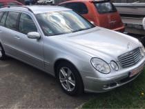 Mercedes E Klas