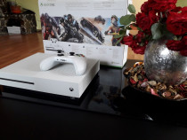 Consola Xbox One S FullBox+16 Jocuri+ 2 Manete+Casti