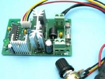Regulator de turatie motor cc PWM 10A DC 12V~36V 18V 24V. Sc