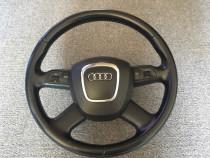 Volan piele Audi + airbag + comenzi