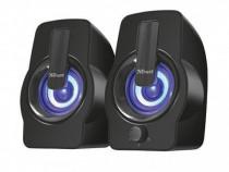 Boxe trust gemi rgb 2.0 speaker set produs nou