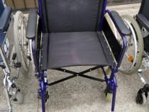Scaun cu rotile carucior dizabilitati