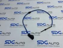 Senzor temperatura filtru particule Citroen Jumper Peugeot B