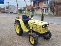 Tractor Kubota 4x4 in 3 pistoane 24 cai