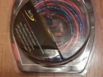 Kit cabluri subwoofer,auto,Amplificator, 5 m,1000W,Nou!