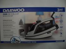 Daewoo, fier de calcat nou, la cutie, putere 3000w