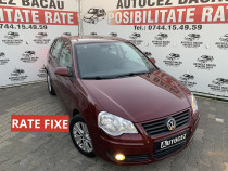 Volkswagen Vw Polo 2008-Benzina-Full Extrase-RATE-