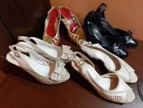 Lot 4 perechi sandale Marime 36