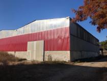 Hale industriale Orastie, Hunedoara, central