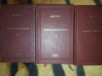 Contele de Monte Cristo 3 volume colectia adevarul Dumas