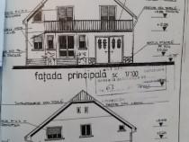 Casa pe calea dumbravii