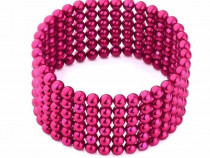 Neocube 216 bile magnetice 5mm, roz