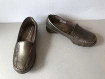 Pantofi casual Skechers, originali, noi, din piele naturala