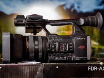 Camera video profesionala Sony FDR-AX1 4K
