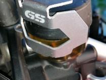 Protecție rezervor lichid frâna fata BMW gs