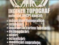 Inginer Topograf
