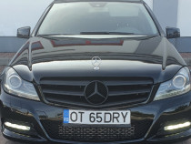 Mercedes-Benz c200 facelift 2012