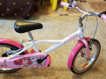 Bicicleta B'TWIN Docto Girl 500 - 16""