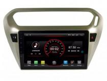 Navigatie dedicata cu Android ~ Peugeot 301 ~ 2014-2018