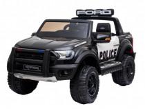 Masinuta electrica ford ranger police 90w cu scaun tapitat