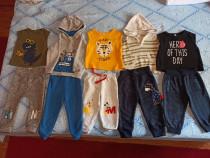 Lot haine băieți : 1/2 - 2 ani