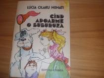 Cand adoarme o buburuza ( 1985,ilustrata color ) *