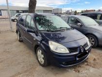 Renault Scenic, 1.9DCI, an 2007, euro4, 7 locuri