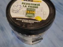 Tencuiala decorativa siliconata Deko T8300 fibre - canelata