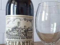 Vin vechi de colectie Chianti San Crispino 1988