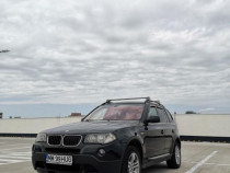 BMW X3 2.0D 2007