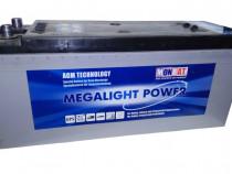 Baterie pentru panourile solare fotovoltaice