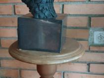Cap de vultur din bronz