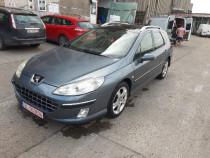 Peugeot  406 înmatriculată azi unic proprietar