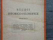 Carte veche i petrovici studii istorico filosofice