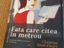 Fata care citea la metrou- Christine Feret-Fleury
