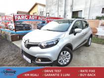 Renault captur / euro 5 / rate fixe si egale / garantie
