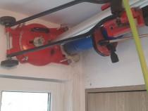 Masina de gaurit cu carota Rothenberger echipament complet