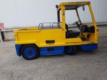 Tractor electric Linde , Electocar