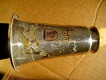 B832-I-Cupa mica Pahar Tenis 1966 NBF PR. NM. Double KL. B.