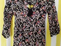 Bluza eleganta tip rochie