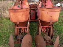 Masina plantat cartofi + masina scos cartofi