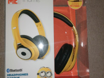Casti bluetooth despicable me minions