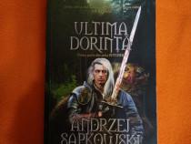 Ultima dorință de Andrzej Sapkowski