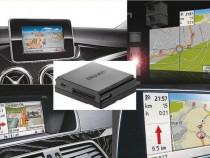 2020 Harta navigatie Mercedes Becker Map Pilot A B C E M CLA