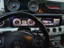 Retrofit ceasuri bord Mercedes Benz faruri ambient light