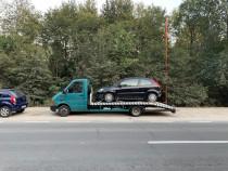 Transport auto/tractări auto non-stop