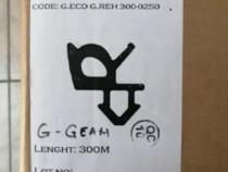 "Garnitura termopan ""G"" - Magazin feronerie accesorii PVC/AL."