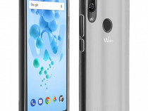 Husa Telefon Silicon Wiko View 2 Clear Matte PRODUS NOU