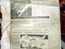 Ziar vechi Express Magazin, nr. 20/1991 (4 pag) de colectie